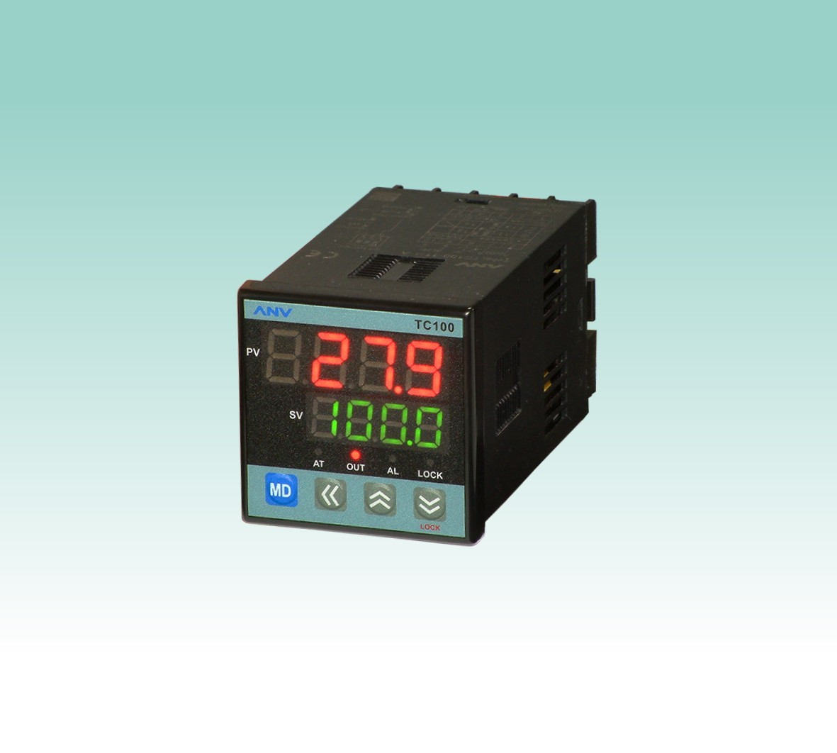 Anv Tc Series Economic Temperature Controllers Gs Electrical